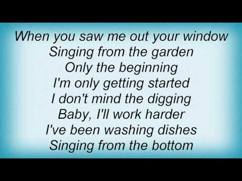 Jack Johnson - Washing Dishes Lyrics