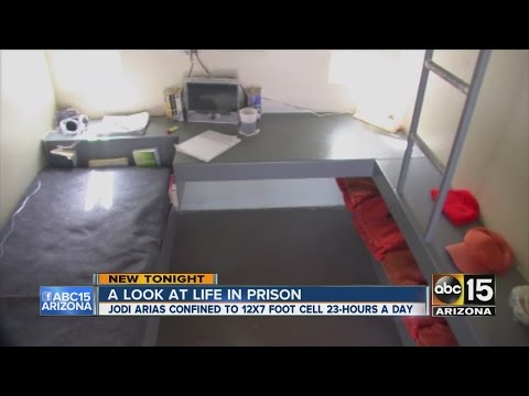 A look at life in prison for Jodi Arias