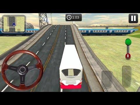 Bus Driving Simulator 2018 || Bus Games 3D || Bus Racing Game - Free Games