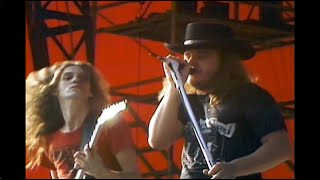 Lynyrd Skynyrd - Gimme Three Steps (Live At Knebworth '76)