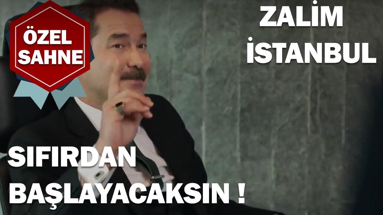 Agah, Cenk'e Para Nasıl Kazanılır Dersini Veriyor! - Zalim İstanbul Özel Klip