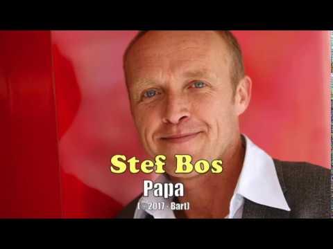 Stef Bos - Papa (Karaoke)