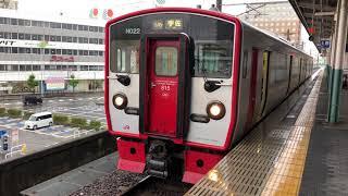 日豊本線815系普通列車