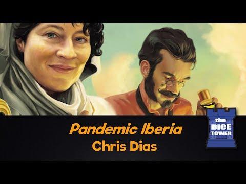 Pandemic Iberia Review - with Chris Dias