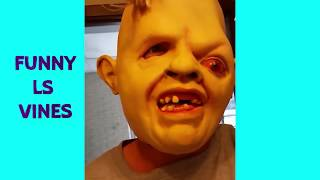 TRY NOT TO LAUGH - SCARE PRANKS | funny video | Funny Vines