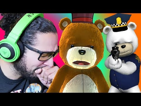10 WAYS TO KILL STUFFED BEARS - THE HAT Random Gameplay