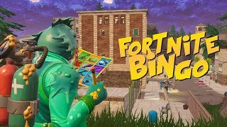 FORTNITE BINGO MET DON & LINK - Fortnite Minigame
