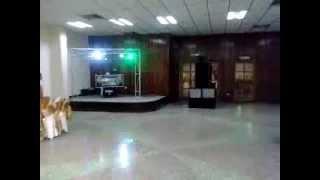 galaxia disco móvil  evento boda club la salina cabimas