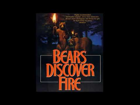 """Bears Discover Fire"" by Terry Bisson"