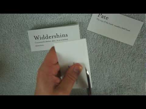 Cutting Paper With Old Fashioned Scissors - ASMR