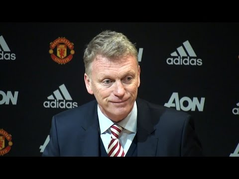 Manchester United 3-1 Sunderland - David Moyes Full Post Match Press Conference
