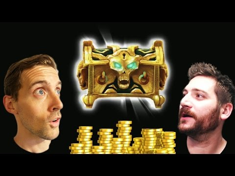 QUEST FOR CHESTS - Dungeon Hunter 5 Gameplay