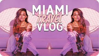 WEEK IN MY LIFE: Miami with Benefit!!