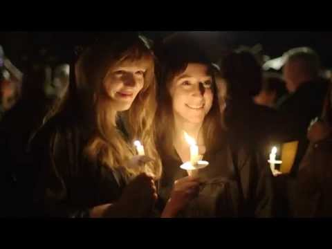 W&M in 30: Candlelight Ceremony 2015