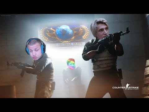 xQc - CSGO WARLORDS FT. TYLER1 AND MOXY W/CHAT