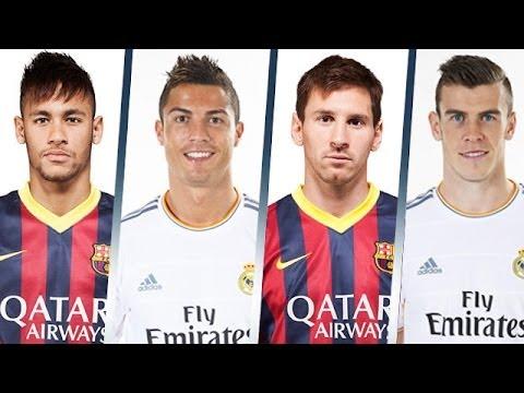 Ronaldo vs Messi vs Bale vs Neymar - YouTube | 480 x 360 jpeg 35kB