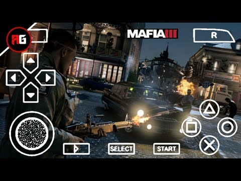 [40 MB] Mafia 3 Game In Android Download || High Graphics || Mafia 3 Game On Android Official