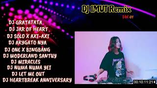 DJ IMUT Remix - Full Album Music Tiktok Vol. 1