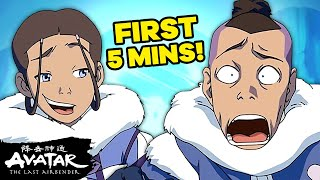 Avatar: The Last Airbender: Sokko and Katara thumbnail
