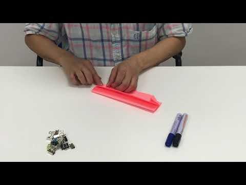 Origami:  Storage Box 摺紙的藝術:盒(收納盒)