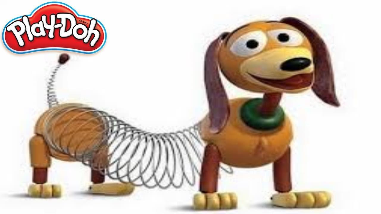 Toy Story Slinky Dog Play