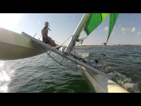 The perfect catamaran - Prindle 16 - Wanna-B-RV(ers)