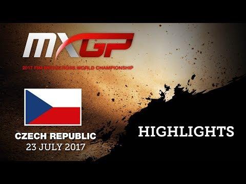 Qualifying Highlights_MXGP of Czech Republic 2017 #motocross