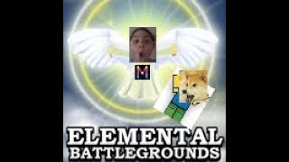 Elemental Battlegrounds AGAIN?! | Roblox | Minihero Mia