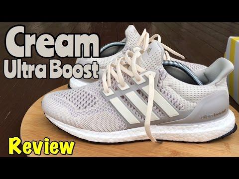 Adidas Ultra Boost Cream Restock