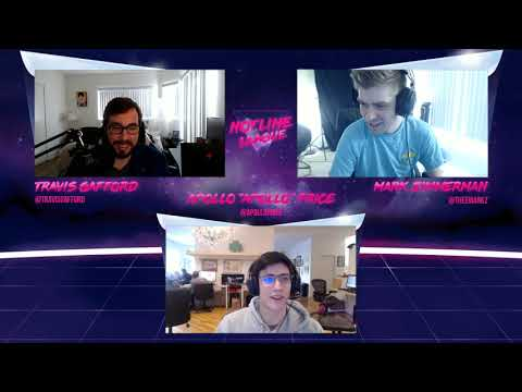 Apollo attacks, NA LCS Miami Finals retro, Nadeshot is awesome, and more - Hotline League 21