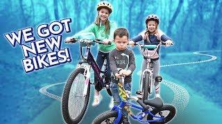 Colin HATES His New Bike!!!