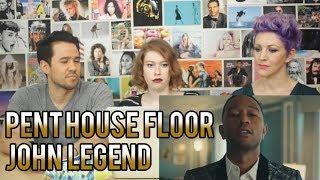 John Legend - Penthouse Floor Ft Chance the Rapper - REACTION!!
