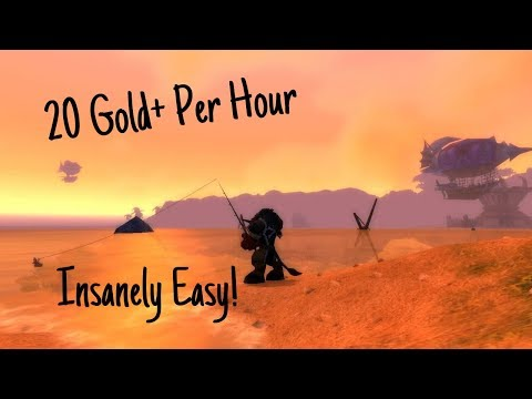 How To Make Tons Of Gold From Fishing In Classic WoW