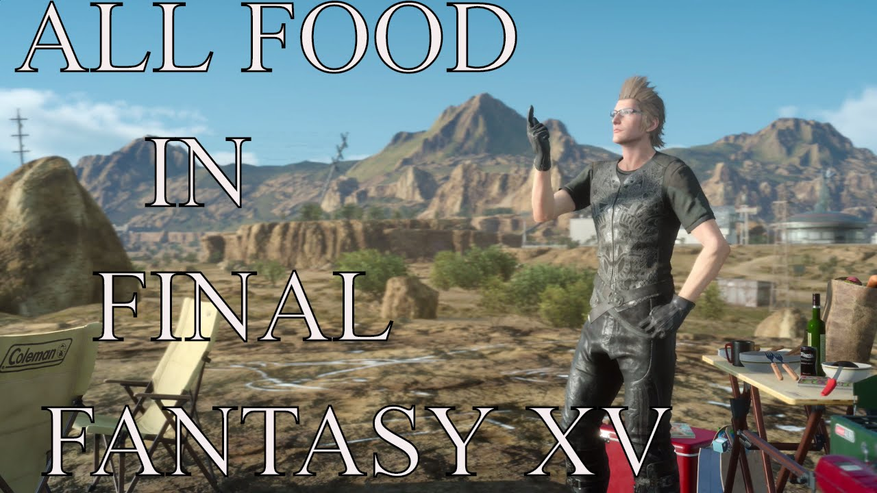 Mar 9, 2018 Final Fantasy XV mod fixes jitters and long load
