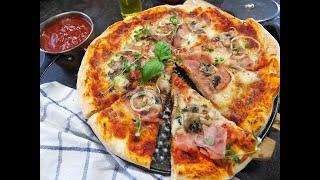 Co na obiad: Pizza capricciosa