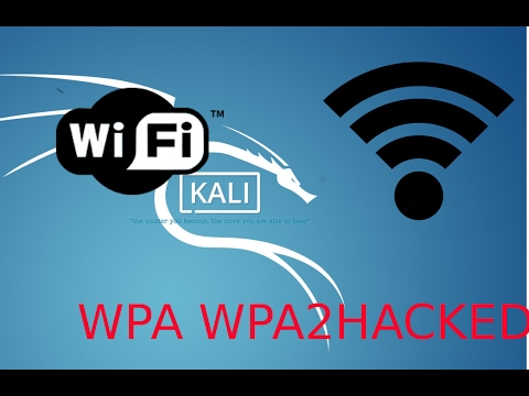 how to hack wifi (wpa /wpa 2) 100% working