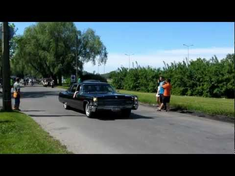 Swedish American car cruise in Tallinn 16.06.2012