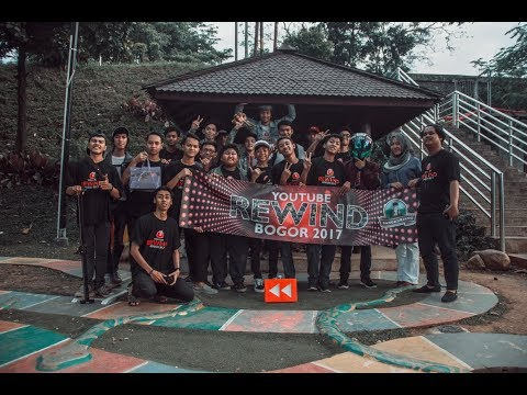 BEHIND THE SCENE - YOUTUBE REWIND INDONESIA|BOGOR 2K17 #LetsRewind