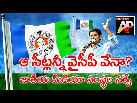 YCP in Confusion about survey reports  .! వైసీపీ లో సర్వే గందరగోళం