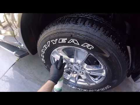 Ford F-150 Full Detail With Gyeon Can Coat
