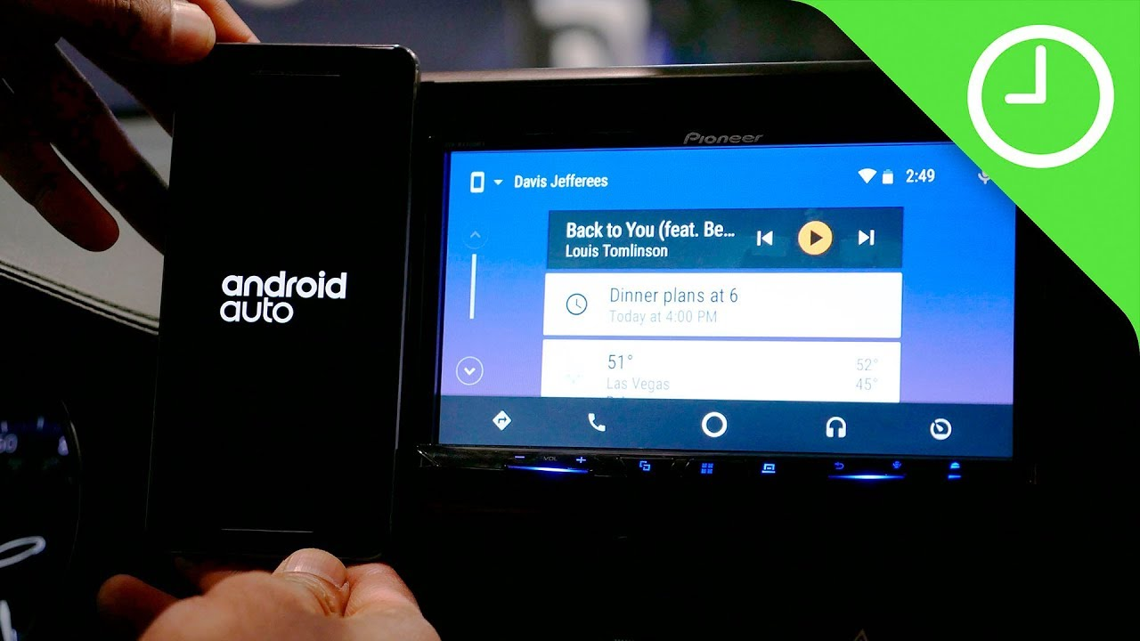 Hands on w/ Android Auto Wireless
