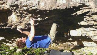 Bouldering in Forcella Rinbianco: Sweet Sacrifice 8a/+ Thumbnail