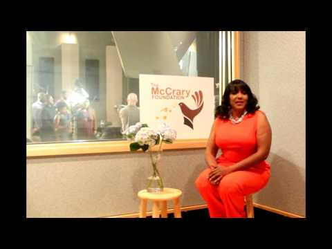 Carlita Hodges for The McCrary Foundation - Let There Be Peace