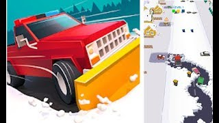 Clean Road (by SayGames) -  Game Gameplay Trailer (Android, iOS) HQ