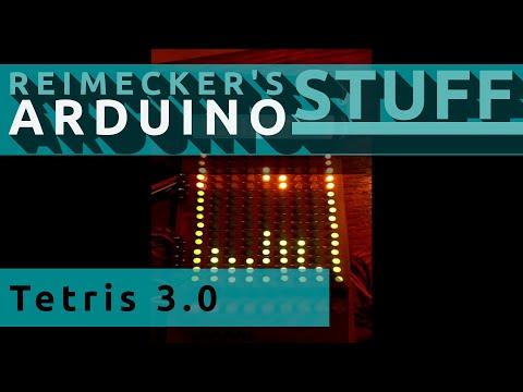 Arduino Tetris Finale Version