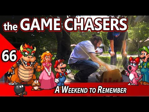 The Game Chasers Ep 66  A Weekend to Remember