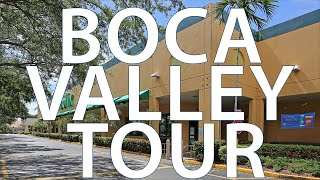 Boca Valley Plaza Tour - Boca Raton, FL