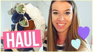 HUGE SUMMER TRY ON HAUL 2016♡: Forever21, Target, Old Navy and more!!