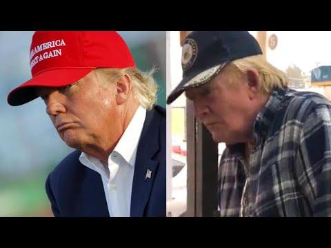 Chris Michaels - Trump Lookalike, Gift Or Curse?