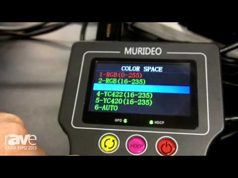CEDIA 2015: AV Pro Store Introduces Murideo Fresco SIX-G Portable HDMI 2.0 and HDCP 2.2 UHD Tester